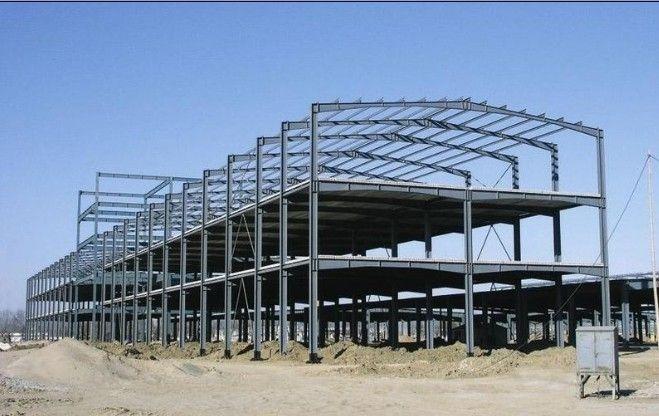 海阳钢结构工程